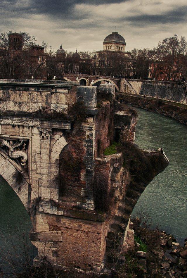 Roma,Ponte Rotto