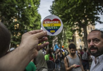 Gaypride 2017 Roma